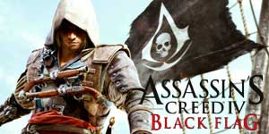 Assassins Creed 4: Marcar Negro