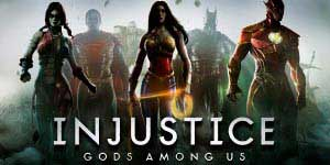 Injusticia: Gods Among Us